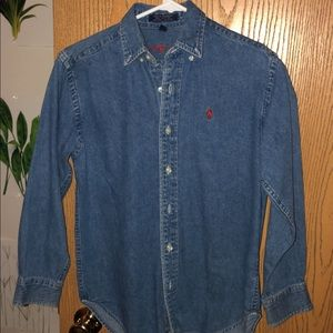 Authentic, retro Ralph denim